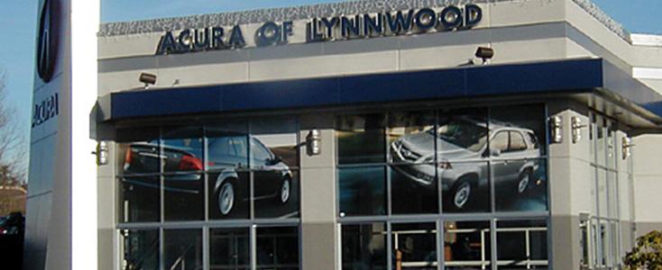 Auto Dealership Window Graphics Wraps