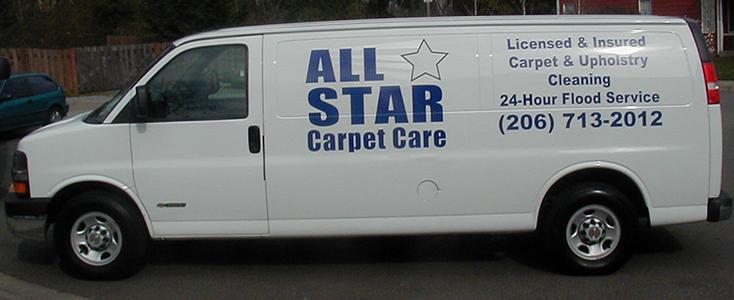 Inside Work - All Star Carpet Care