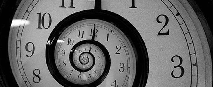 Aging Clock Time Backwards