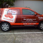 mike-mccluskey-state-farm-insurance-car-wrap-right